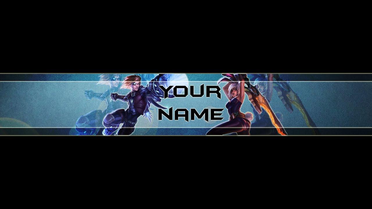Fortnite Youtube Banner 2048 X 1152
