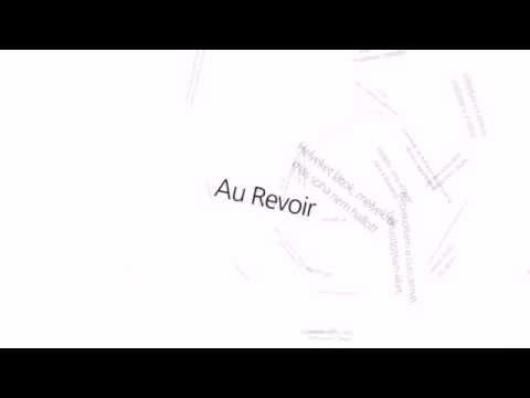 Mark Forest - Au revoir (magyar dalszöveg)