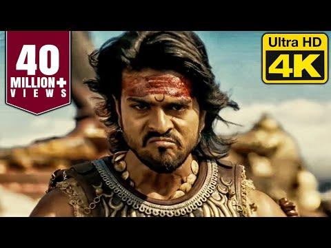 Magadheera 100 Soldier Fight Scene In 4K Ultra HD   Ram Charan Best Hindi Dubbed Movie