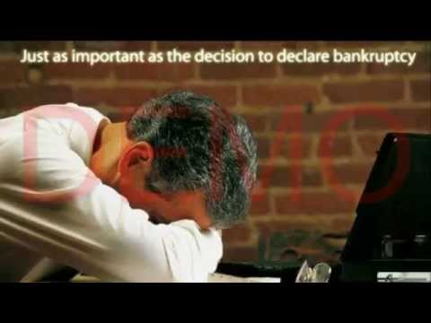 Bankruptcy Attorney - How To File For Bankruptcy - Bankruptcy Attorney Video by Largs Videos