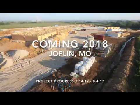 The Wildwood Senior Living | Project Progress 07.14.17 - 08.04.17