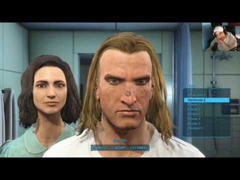 Fallout 4 part 1 - Lieutenant Commander is born