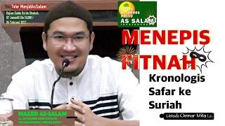 Download lagu MenepisFitnahUst Oemar Mita Lc Masjid As Salam 04022017 MP3