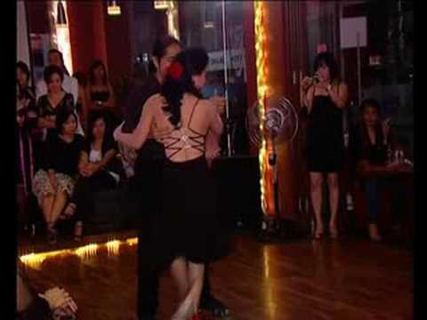 Club Latino Jakarta - Tango Cindy & Muliono