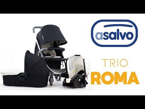3fa58ef33 TRIO ROMA | Asalvo Baby - YouTube