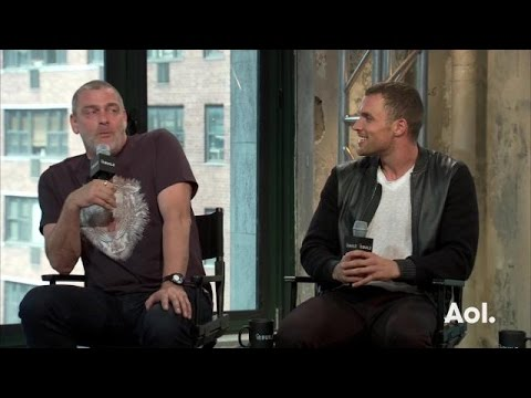 Ed Skrein and Ray Stevenson on