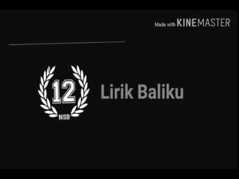 lirik chants baliku ( NORTSIDEBOYS12)