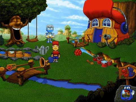 adibou environnement jeux complet pc