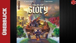 Tales of Glory (Romain Chastan, Ankama 2018) - Überblick