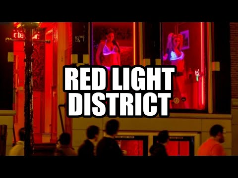 Amsterdam Red Light District Facts