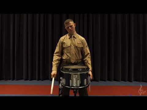 "Snare Solo ""SPACE WALK""- (HEAVY LEFT)"
