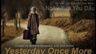 Yesterday once more - MM