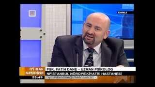 Bipolar Bozukluk ve Aбk Olma Њlke TV Canlб Yayбn Fatih Dane