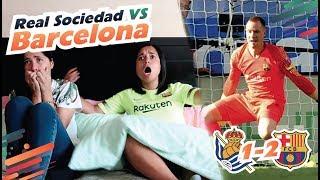 ¡San TER STEGEN! Reacción al REAL SOCIEDAD vs BARCELONA de La Liga (1-2) | Dúo Dinámico
