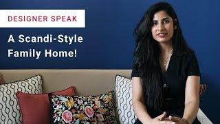 Scandinavian Interior Design in Gurgaon Home | Livspace