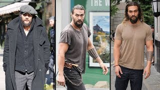 Jason Momoa`s Hairstyle, Casual Style, Street Style & Outfits - 2017