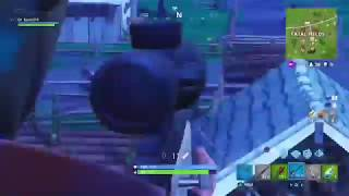IM GETTING BETTER AT SNIPING (FORTNITE)