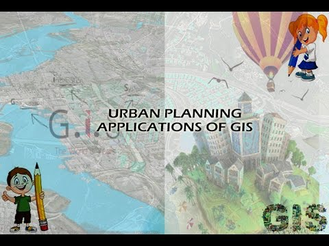 URBAN PLANNING APPLICATIONS OF GIS