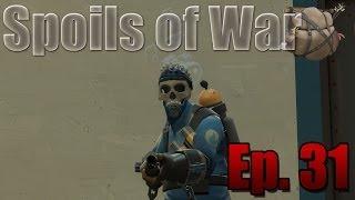 Team Fortress 2 | The Spoils of War Ep. 31: Bubbling Hazmat Headcase