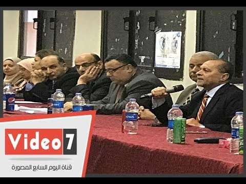 فوز طالب الفنون الجميلة برئاسة اتحاد جامعة الاسكندرية  - 21:21-2017 / 12 / 14