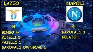 Download Video Torneo Fratelli Trematerra Champions League Girone A Lazio VS Napoli 8-4 MP3 3GP MP4