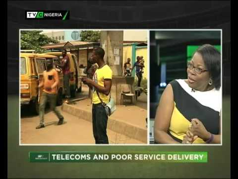 Sola Salako and Okechukwu Aninweke speaks on Telecoms and poor service delivery