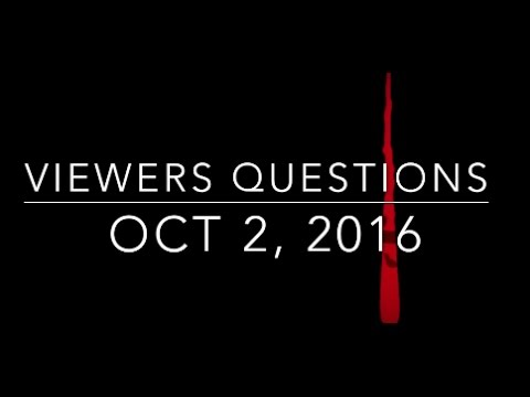 Viewer Questions on Demons, Money, and the Three Fold Law