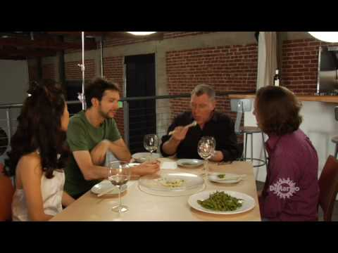 Lunch for Four with Paul Gilbert & Larry DiMarzio