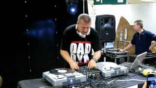 Dj Daddy K Showcase Live In MAKRO ALLEUR (Rayon Buro) 15 Octobre 2011