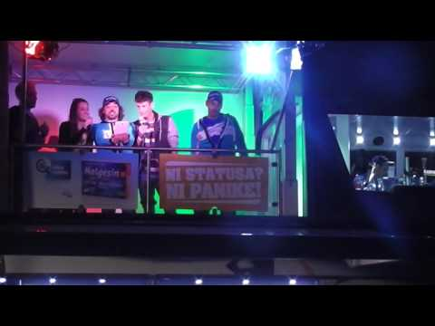 Karaoke ERASMUS Koper 2015 - Lemon tree (Radio1)