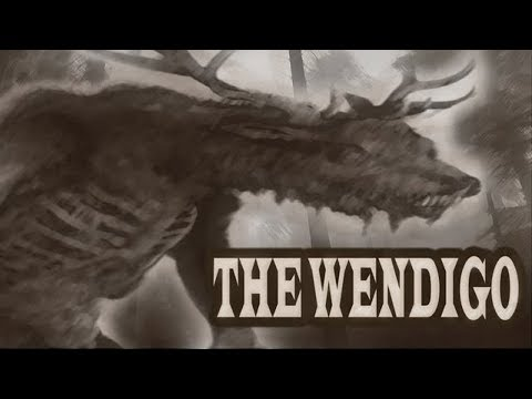 """The Wendigo"" classic horror audio book Algernon Blackwood"