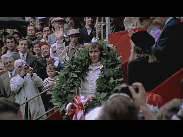 ジャッキー・スチュワート×ロマン・ポランスキー!映画『ウィークエンド・チャンピオン~モンテカルロ1971』予告編