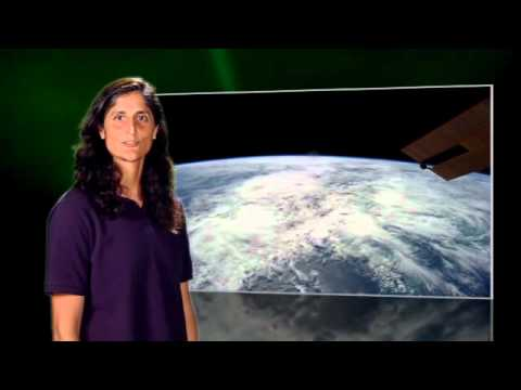 Astronaut Suni Williams on Value of Education
