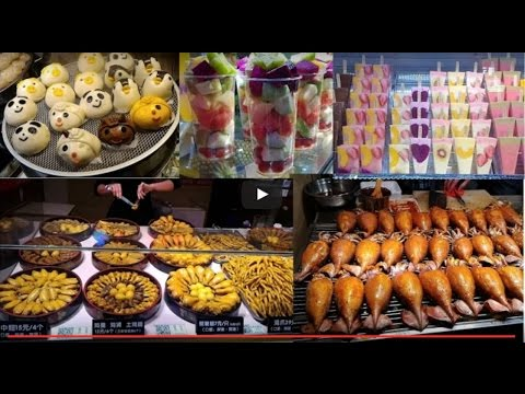 Delicious Foods in China (Shenzhen Famous Spot - Dongmen)
