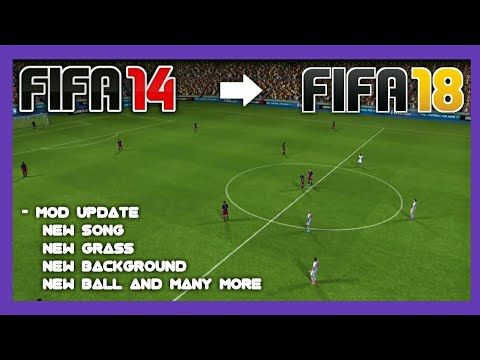 Fifa 14 moddingway mod 19. 0. 0.