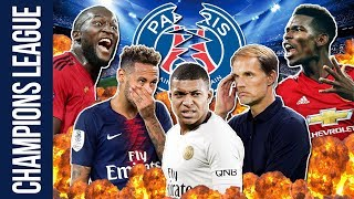 Darum ist ManUnited gegen PSG Favorit! | Champions League Preview