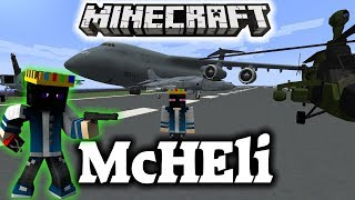 MC Helicopter || Mod 1.7.10