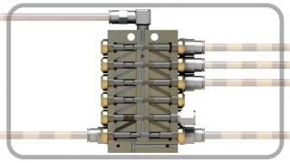 Intecs SKF Lincoln Quicklub Progressive Lubrication System
