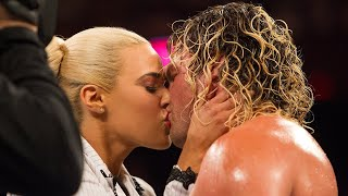 Surprising Superstar smooches WWE Playlist