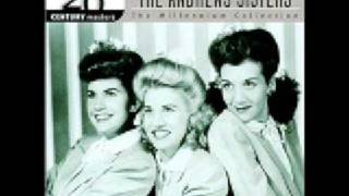 Money Is The Root Of All Evil - The Andrew Sisters
