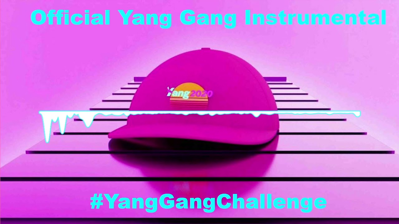 Yang Gang Instrumental Challenge | Andrew Yang 2020 Rap - Taylor Gang Type Beat