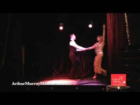 Bolero by Manhattan Ballroom Dancers Gherman and Debra