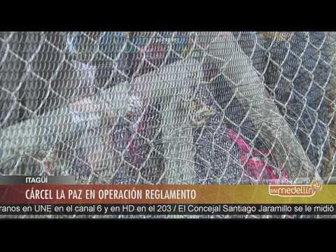No mejora la situación en las cárceles del Valle de Aburrá  [Noticias] - Telemedellín