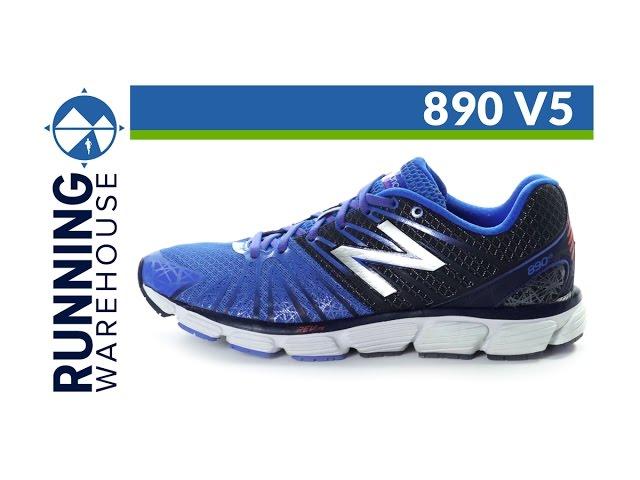 New Balance 890 v5 for men - YouTube