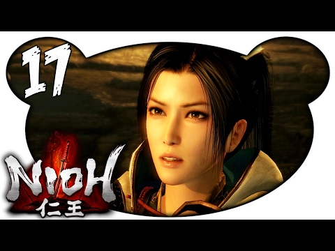 NIOH #17 - Sie ist die Beste! (Let's Play PS4 Pro Gameplay Deutsch Bruugar)