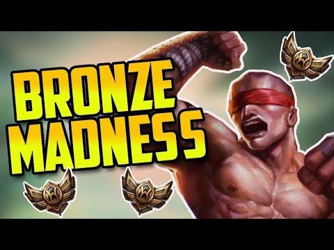 10 Minutes of Random BRONZE MADNESS- Bronze Spectates 37