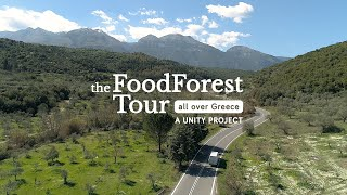 THE FOOD FOREST TOUR SPRING 2021