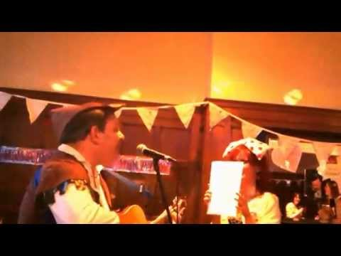 Emma's Hen night HD   - Real Singing Telegrams UK