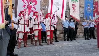 11 agosto 2021. La festa della, liberazione di Firenze