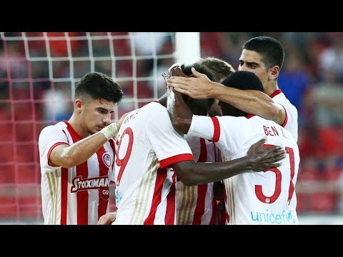 Highlights: Ολυμπιακός - Αστέρας Τρίπολης 2-1 / Highlights: Olympiacos - Asteras Tripolis 2-1
